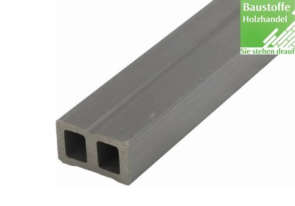 WPC Atrox Unterkonstruktion 30x50mm - 4m Grau