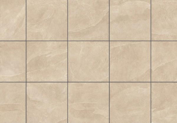 Keramische Terrassenplatte/fliese Schiefer Gold 60x60x2cm