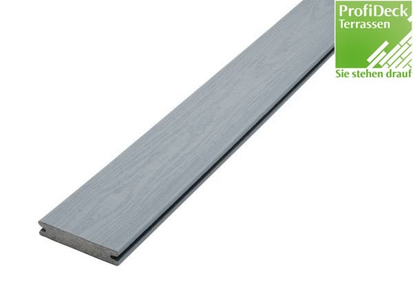 UPM ProFi Piazza S2 25x140mm in Silver Ash
