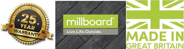(3) Millboard ®
