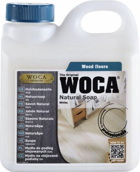 Holzbodenseife Weiß 1,0 oder 2,5Liter Bodenpflege für Holzböden
