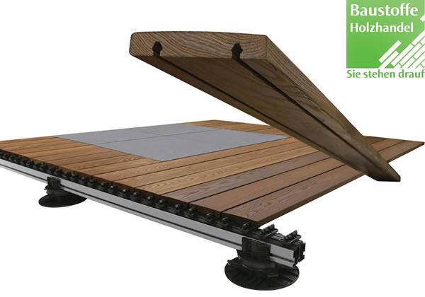 grad systemterrassendiele accoya 21x120mm f r juan clip zum bestpreis. Black Bedroom Furniture Sets. Home Design Ideas