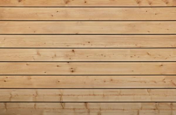 Terrassendiele Lärche sibirisch 28x142mm geriffelt/genutet, Qualtität A/B