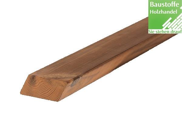 Lunawood Thermokiefer Rhhombus Fassadenprofil 26x68mm
