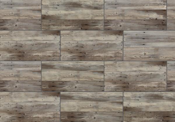 Keramische Terrassenplatte/fliese Altholz Braun 45x90x2cm