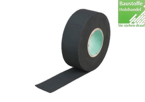 James Hardie EPDM Fugenband Schwarz 20m x 6cm x 0,7mm auf Rolle