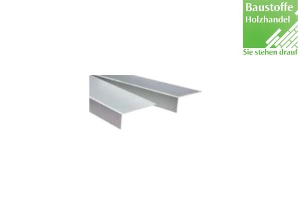 Aluminium Abschlußwinkel 23x55x3000mm