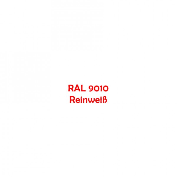 balkoFLOOR 333 RAL 9010 Reinweiss 33,3cm x 605cm