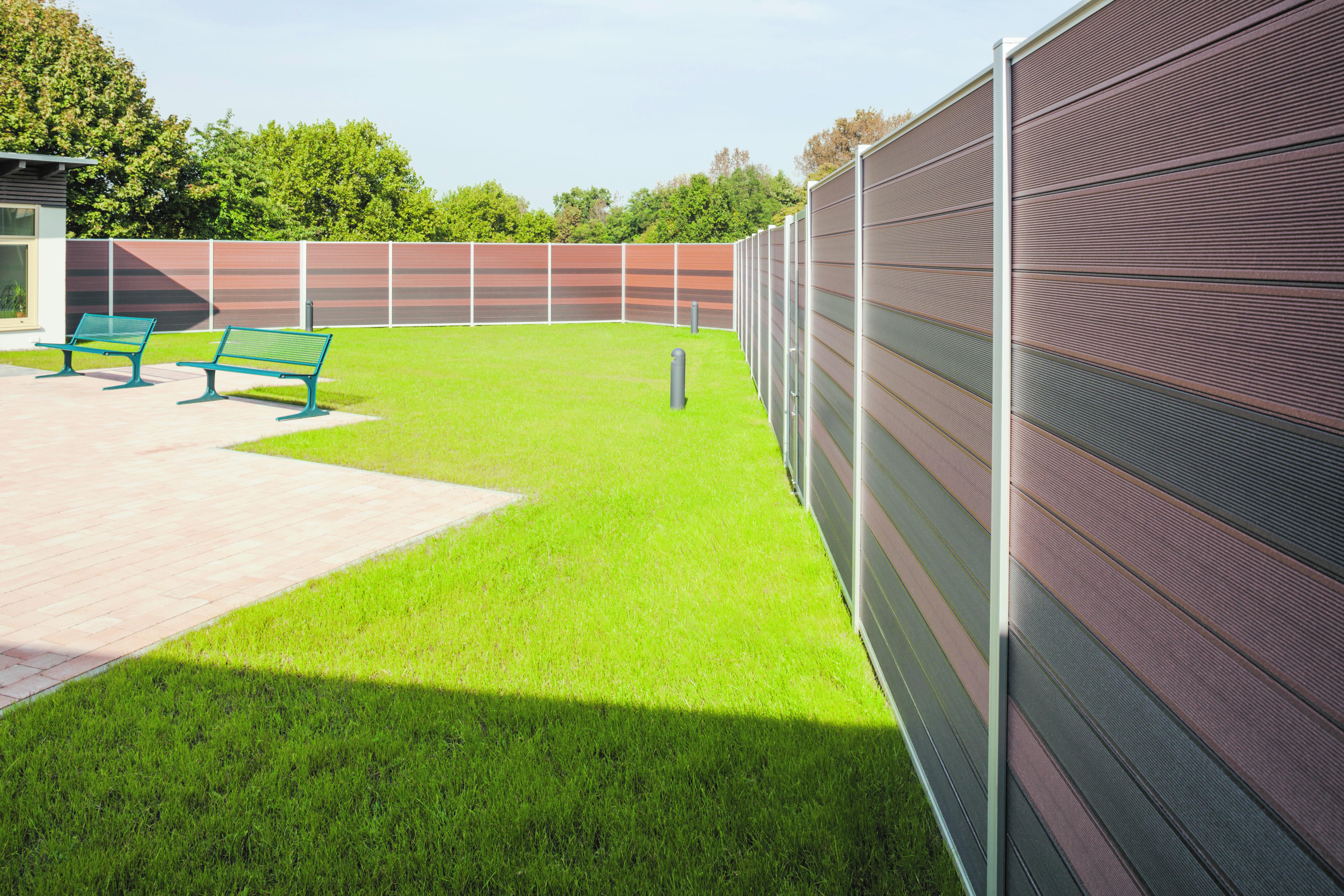 Upm Fence Wpc Sichtschutzzaun Komplett Hier Den Bestpreis Holen