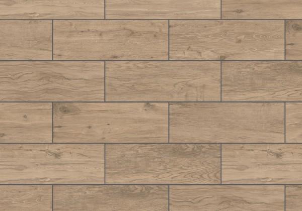 Keramische Terrassenplatte/fliese Eiche Natur 45x120x2cm