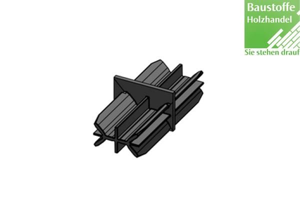 Längsverbinder für Unterkonstruktion Vario Plus 40x60mm VE=25 Stück