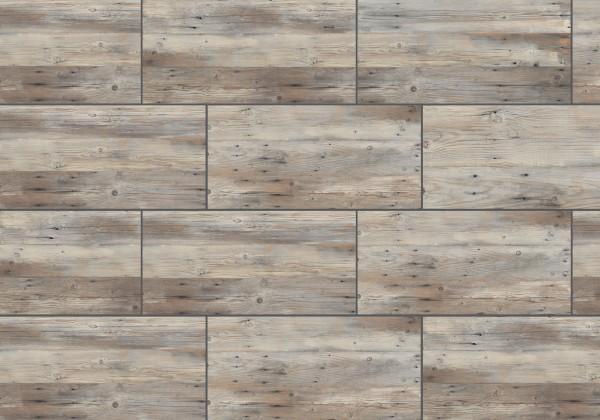Keramische Terrassenplatte/fliese Altholz Beige 45x90x2cm