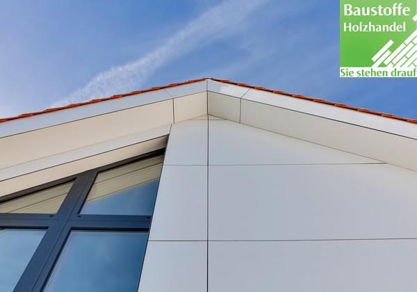 James Hardie Panel großformatige Faserzementplatten für Fassaden in 9 Farben