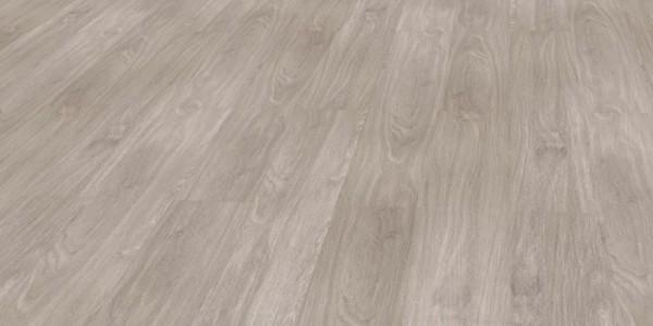 Klick-Vinyl Holz Graubraun scharfkantig 5,0mm