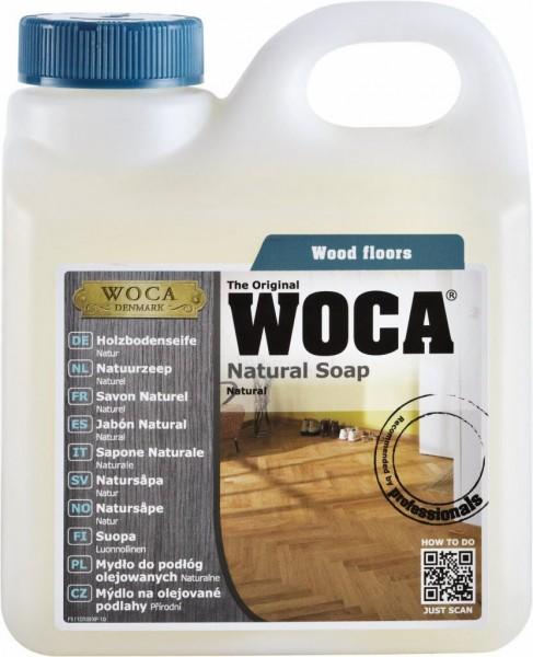 Holzbodenseife Natur 1,0 oder 2,5Liter Bodenpflege für Holzböden