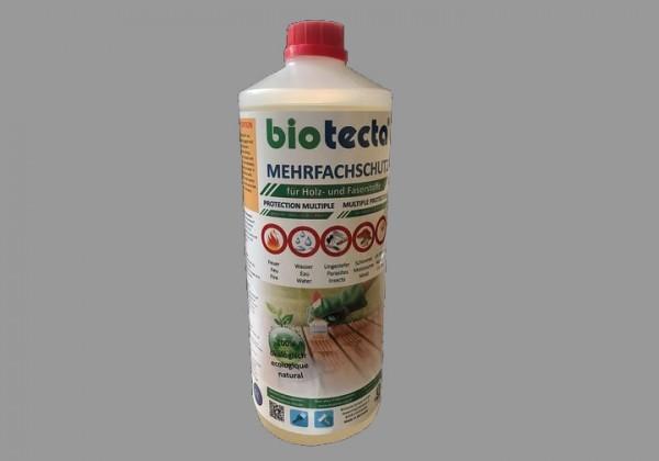 Biotecta® V3 natürlicher Holzschutz 1 Liter Gebinde