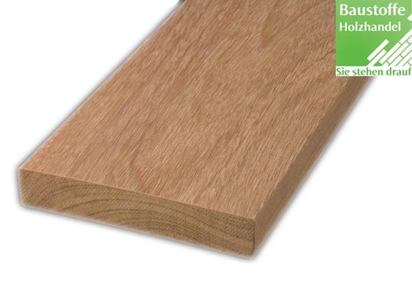 Cumaru Braun Terrassendiele 25x145mm vierseitig glatt gehobelt