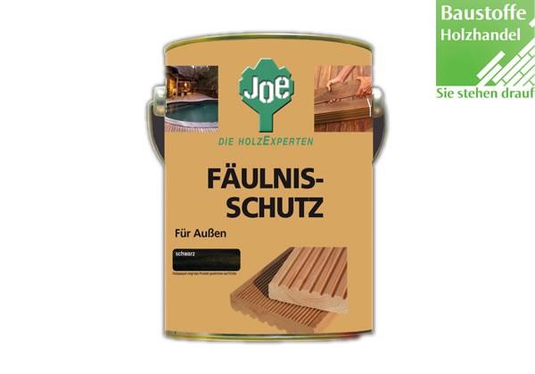 JOE Fäulnisschutz für Holzkonstruktionen 2,5Liter