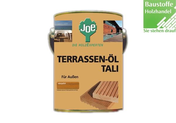 JOE Taliöl in Natur, Dunkel und Hell 2,5Liter