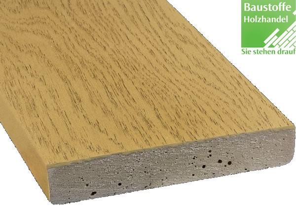 Millboard Terrassendiele Enhanced Grain in Golden Oak 32x176mm