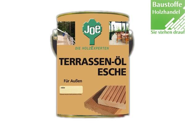 JOE Esche Terrassenöl 2,5 Liter
