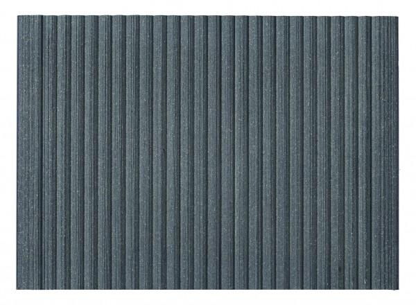Twinson Terrace 9555 Schiefergrau 28 x 140mm fein/grob geriffelt in 4m, 5m und 6m Längen