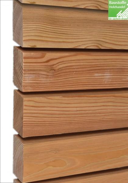 Rhombus Fassadenprofil sib. Lärche 27x68mm