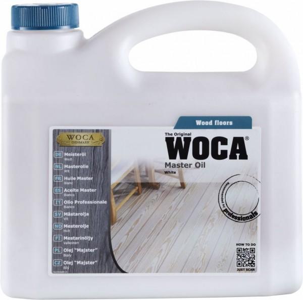 Meister Bodenöl in Farbe Weiß 1,0 oder 2,5Liter