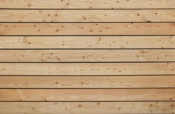 Terrassendiele Lärche sibirisch 28x142mm glatt, Qualtität B/C