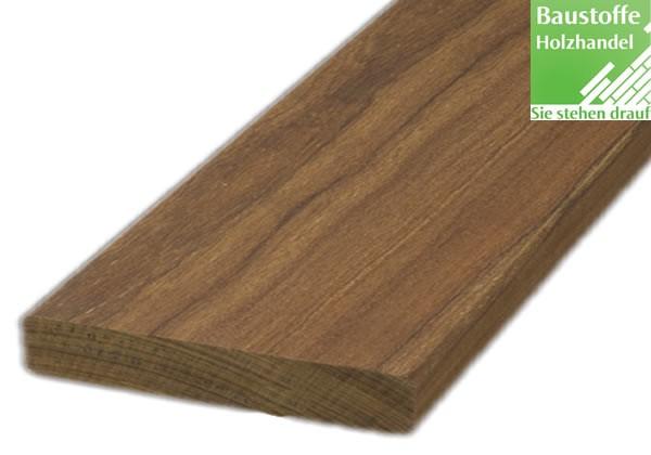 Ipe Terrassendiele 21x145mm glatt bei uns zum Bestpreis kaufen