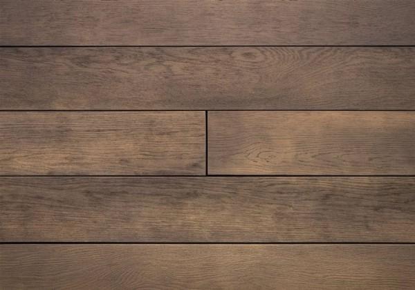 Millboard Terrassendiele Enhanced Grain in Antique Oak 32x176mm