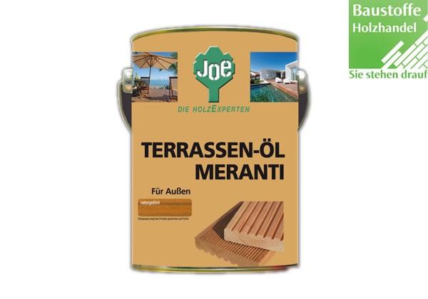 JOE Merantiöl in Natur, Dunkel und Hell 2,5Liter