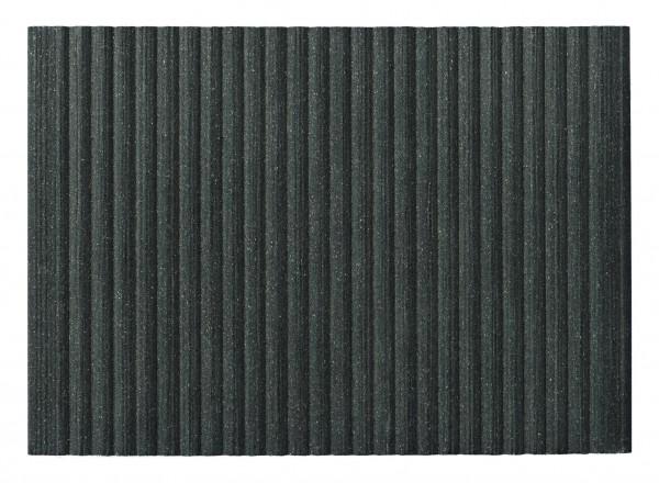 Twinson Terrace 9555 Süßholzschwarz 28 x 140mm fein/grob geriffelt in 4m, 5m und 6m Längen