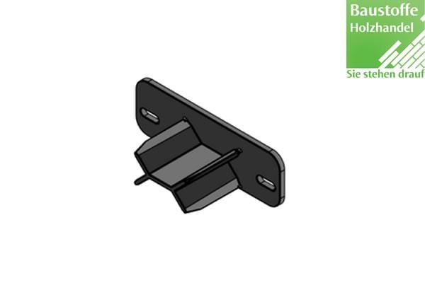 T-Verbinder für Unterkonstruktion Vario Plus 40x60mm VE=25 Stück