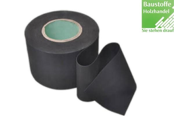 James Hardie EPDM Fugenband Schwarz 20m x 10cm x 0,7mm auf Rolle
