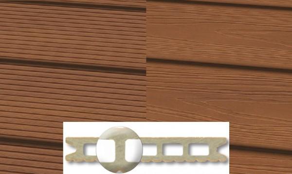 WPC Terrassendiele 22 x 143mm Garapa in 4 Längen