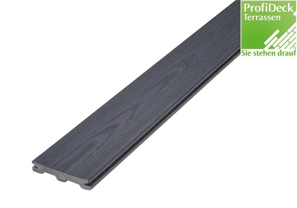 UPM ProFi Piazza S1 25x140mm in Streaked Ebony
