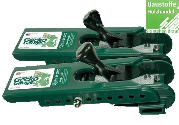 James Hardie Gecko Gauge Montagehilfe für HardiePlank Fassaden