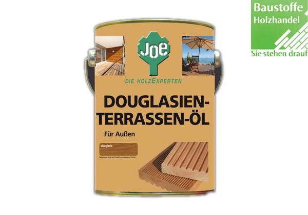 JOE Douglasienöl Naturgetönt 2,5Liter